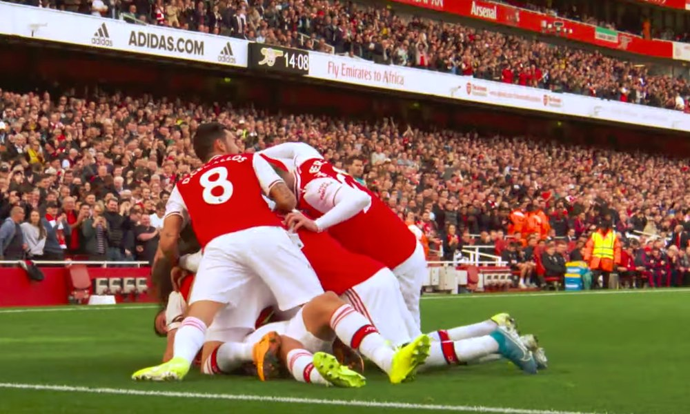 Valioliiga: Arsenal - Aston Villa