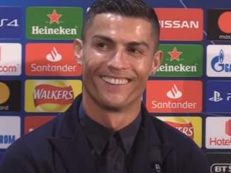 Cristiano Ronaldolle 101. kansainvälinen voitto - kärkipaikalle vielä matkaa.