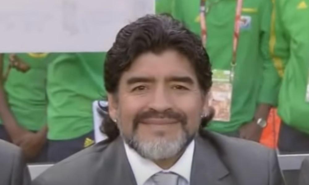 Diego Maradona antoi loistavan vastauksen - Messi vai Ronaldo?