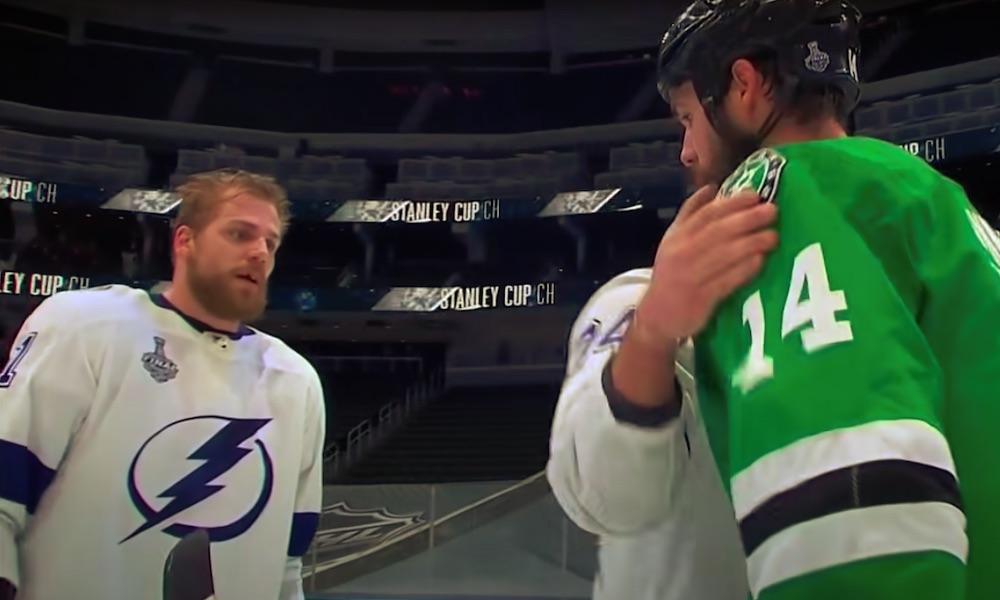 Nyt julki tullut video Jamie Bennistä osoittaa sen, miten vuoden 2020 NHL:n pudotuspeleillä oli yhtä suuri merkitys pelaajille kuin minä tahansa muuna vuotena.