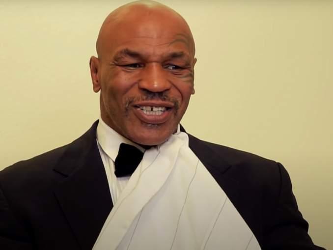 Mike Tyson söi kiitospäivän illallisena Ray Jones Jr.:n päätä mukailleen aterian ja nautti erityisesti korvista.