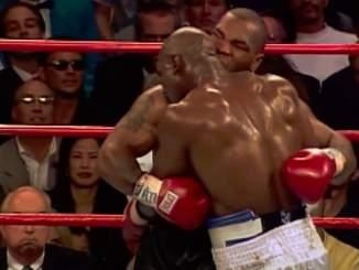 Mike Tyson pelkää Evander Holyfieldia, väittää sisäpiirin lähde.