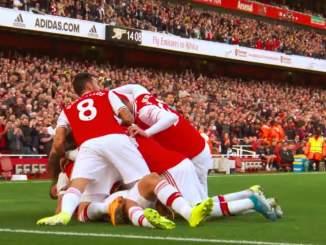 Valioliiga: Arsenal - Burnley