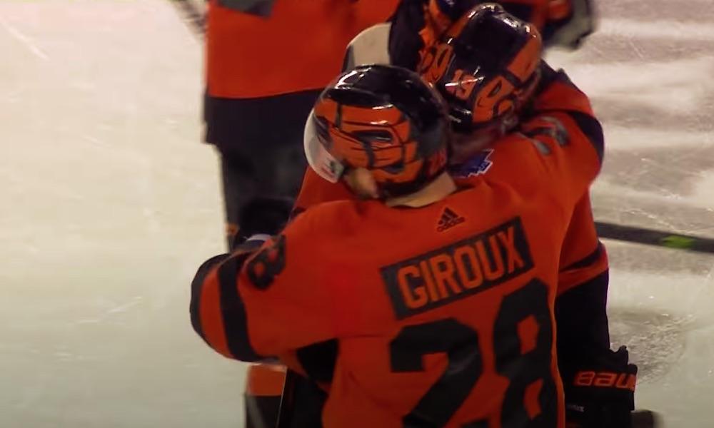 NHL:n uusi divisioonajako selvillä? Mediajätti ESPN unohti Philadelphia Flyersin kokonaan joukosta.