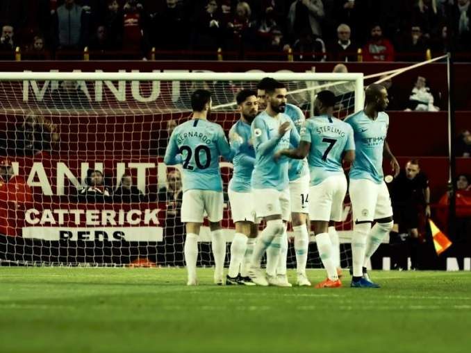 Valioliiga: Manchester United - Manchester City