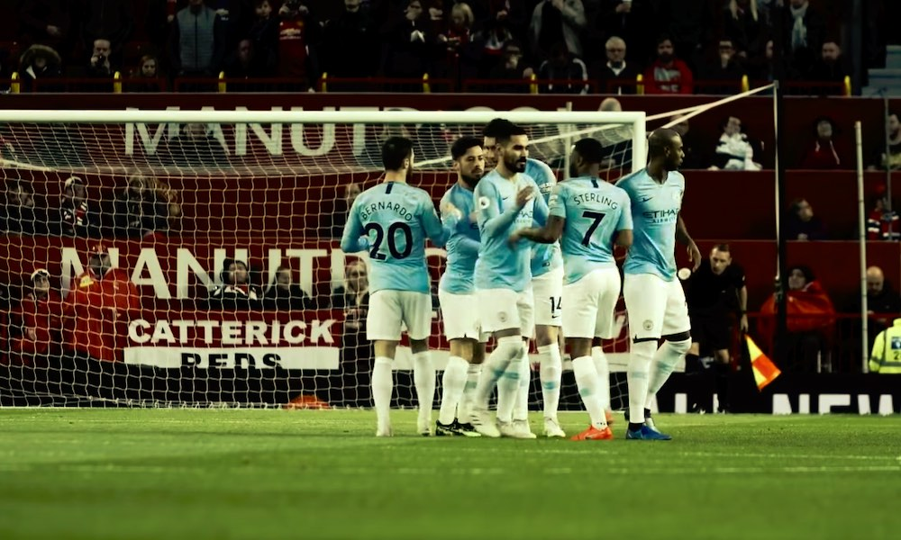 Valioliiga: Manchester United - Manchester City