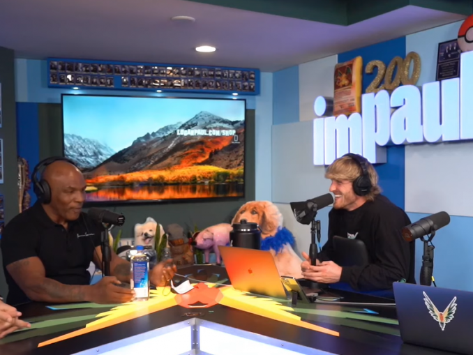 VIDEO: Mike Tyson kertoi rehellisen veikkauksen Floyd vs Logan -ottelusta   Urheiluvedot.com