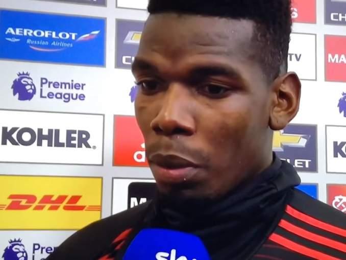 Paul Pogba haluaa vaihtaa seuraa tammikuussa, paljastaa hänen agenttinsa Mino Raiola.