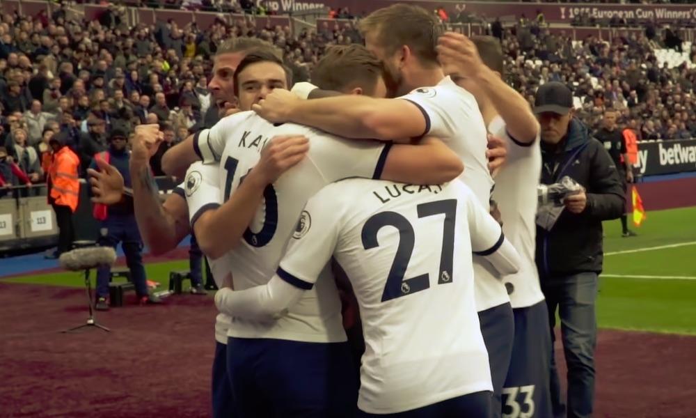 Valioliiga: Tottenham - Fulham